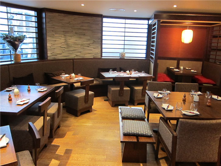 a japanese mayfair eatery opens in chiswick
