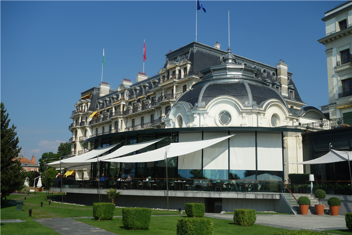 lausanne-2014 5472 Beau Rivage from back-crop-v2.JPG